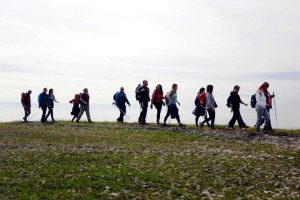 Acquapendente - La World Francigena ultra marathon