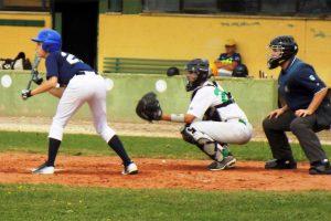 Sport - Baseball - Il Montefiascone in azione