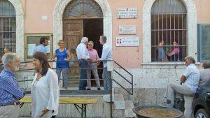 Viterbo - Pd - Festa Democratica a Grotte Santo Stefano