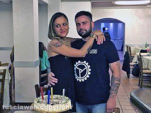 Silvia ed Emanuel Benni