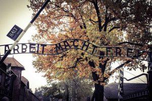 Auschwitz - Campo di sterminio nazista vicino a Cracovia, in Polonia