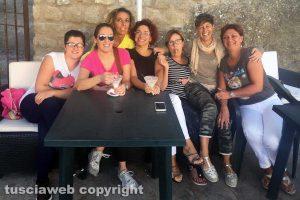 Ischia di Castro - Monia Monanni e le sue amiche