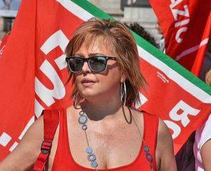 Cinzia Vincenti - Segretaria Fp Cgil
