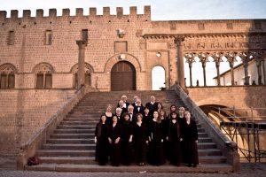 Viterbo - La Camerata polifonica viterbese Zeno Scipioni
