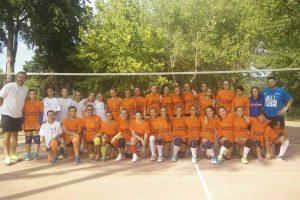 Sport - Pallavolo - Le ragazze dello Sporting Viterbo