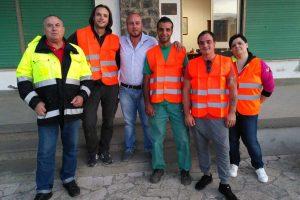 Tarquinia - I nuovi volontari della protezione civile