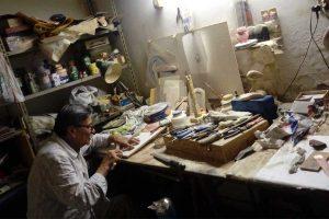Cultura - Il Montefiascone art festival - Il maestro Mussa