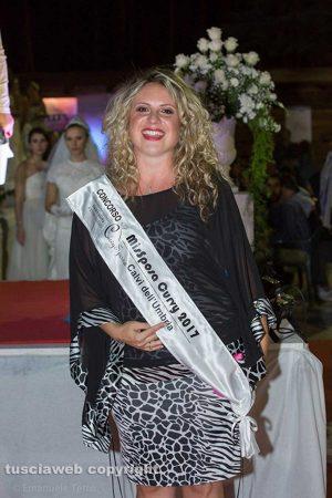 Miss Sposa Curvy - Valentina Perciballi è miss Eleganza 2017