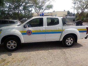 San Lorenzo Nuovo - Il nuovo pickup della Prociv