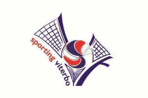 Sport - Pallavolo - Il logo dello Sporting Viterbo