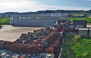 Operazione End of Waste sui rifiuti tossici - L'azienda Tmr