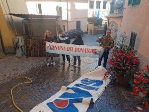 Canepina - Avis - Cantina del donatore