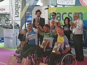 La Vitersport al Giro d'Italia di handbike