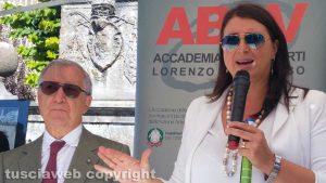 Luigi Sepiacci e Luisa Ciambella