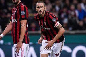 Sport - Calcio - Milan - Leonardo Bonucci
