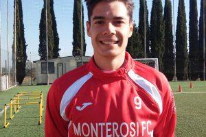 Sport - Calcio - Monterosi - Francesco Tufo