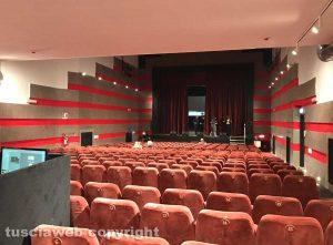 Viterbo - Chiuso il teatro Caffeina