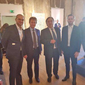 Il sindaco Bigiotti a Palermo per il convegno di Airbnb