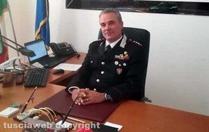 Il colonnello Marco Avanzo