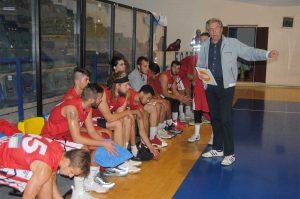 Sport - Pallacanestro - La Favl basket in azione