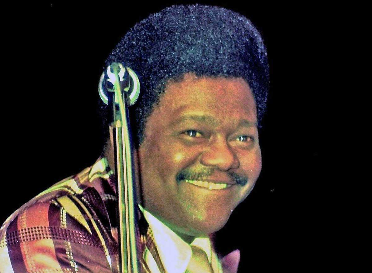 Addio a Fats Domino, pioniere del rock'n'roll