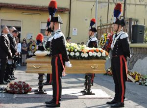 Il funerale di Gioacchino Capone