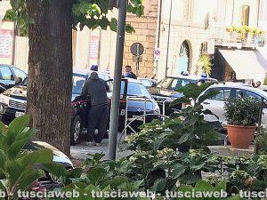 Carbognano - Rapina all'ufficio postale - L'intervento dei carabinieri