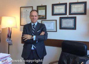 L'avvocato Marco Russo