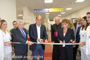 Viterbo - Belcolle - La hall - Inaugurazione