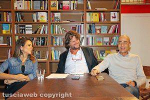Annalisa Canfora, Filippo Rossi, Andrea Baffo