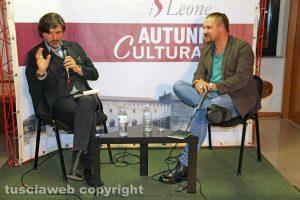 Viterbo - Alessio Di Mauro ed Emanuele Ricucci