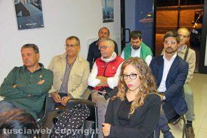 Viterbo - Emanuele Ricucci presenta il suo libro