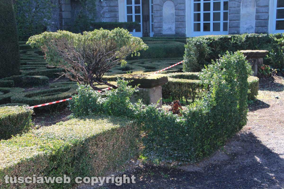 Villa lante salviamo il giardino all 39 italiana - Giardino all italiana ...