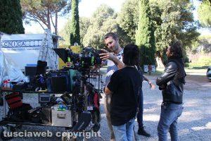 """Bagnaia - Villa Lante - Le riprese della serie tv """"I Medici"""""""