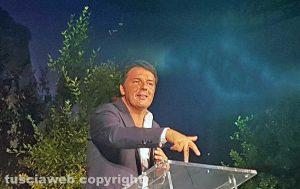Orvieto - Matteo Renzi al convegno del centro studi Aldo Moro