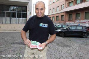 Antonio Di Stefano con gli scec
