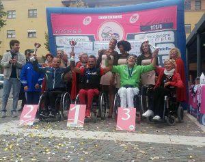 Sport - Vitersport handbike - Fatmir Kruezi