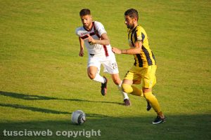 Sport - Calcio - Viterbese – Pro Piacenza