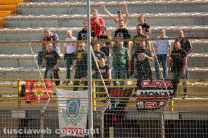 Sport - Calcio - I tifosi del Monza al Rocchi