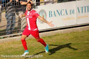 Sport - Calcio - Il viterbese Sacha Cori
