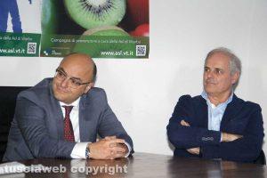 Viterbo - Belcolle -Riccardo Ricciuti e Claudio Viti