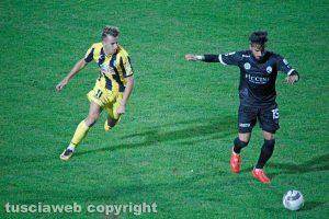 Sport - Calcio - Il match tra Viterbese e Siena