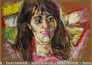 Marieta 1998 - Una delle opere di Rudolf Kortokraks rubate a Tuscania