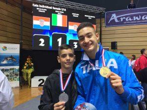 Sport - Arti marziali - Asd Fatamorgana - Massimo Capitta e Mirko Barreca