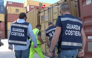 Guardia costiera - Operazione End of Waste sui rifiuti tossici