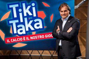 Sport - Il giornalista Pierluigi Pardo