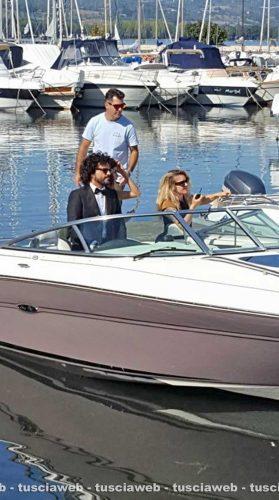 Francesco Renga gira il suo nuovo video a Capodimonte