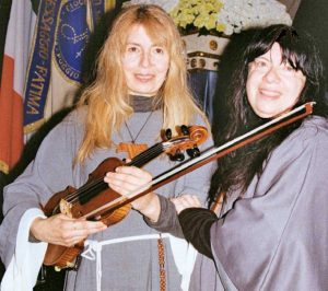 Raffaella e Daniela Sabatini