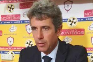 Sport - Calcio - Monterosi - Carlo Perrone