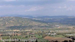 La valle dove i romani sconfissero gli etruschi